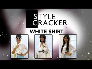 Pairings    3 Cool Ways To Style The White Shirt    StyleCracker