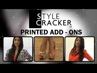 The Printed Add-Ons Look II Latest Trends II StyleCracker