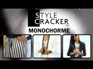 How I Style II 3 Ways To Nail Monochrome Shades     StyleCracker