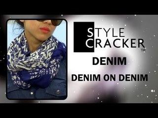 The Denim on Denim Look II Denim Trends II StyleCracker