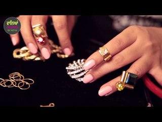 Make Your Own Accessories || Bracelet || Nitya Arora ||