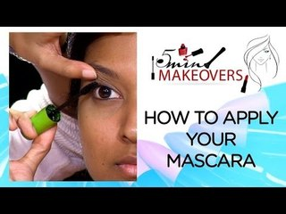 Quick Eye Make-Up || How to Use Mascara || The Cloakroom