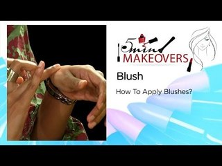 How To Apply Blush || Powder & Cream Blush || The Cloakroom