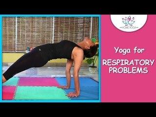 Purvottanasana || Upward Plank Pose || Yoga For Respiratory Problems