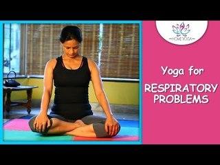 Ujjayi Pranayama || Ocean Breath || Yoga For Respiratory Problems