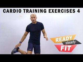 Get Ready To Work Out || Cardio Training Exercises || Hops || Part 4