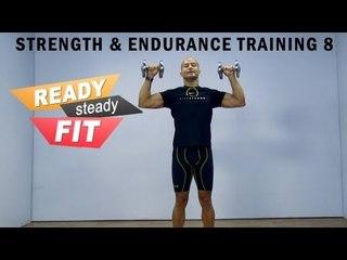 Salman Khan Work Out ||Strength & Endurance || Dumbbell Training (2) || Part 8