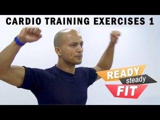 Get Ready To Work Out || Basic Cardio Training Exercises|| Jumping Jacks || Part 1