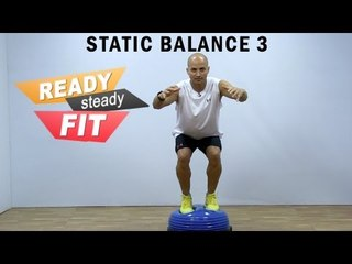 Get Ready To Work Out || Improve Balance || Enhance Stability With Props|| Part 3