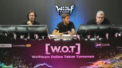 [W.O.T] 10.000 TL Ödüllü Wolfteam Online Takım Turnuvası Yarı Finali (REPLAY)
