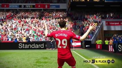 FIFA 15 - New Celebrations Tutorial