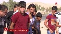 Au Kurdistan, les peshmergas apprécient les armes et l'aide des soldats français