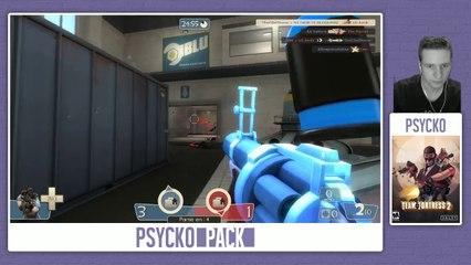 Psyckopack - sur TF2 [12/09]