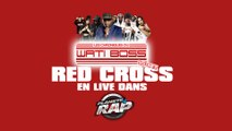 Freestyle de Red Cross en live dans Planète Rap