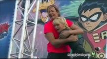 Anna Faris & Allison Janney Ninja Warriors Sept 12 2014
