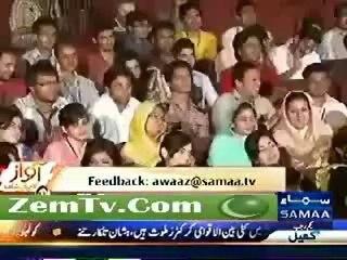 Imran Khan's Lack of trust in Nawaz Sharif in 2011 and 2014.
