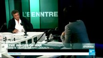 THE INTERVIEW - Patrick Chauvel, French war photographer