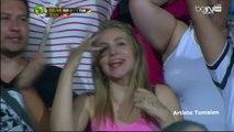 Youyou (cri de joie) des Tunisiennes après match Egypt 0-1 Tunisie