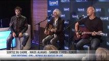 Louis Bertignac reprend les Beatles en live
