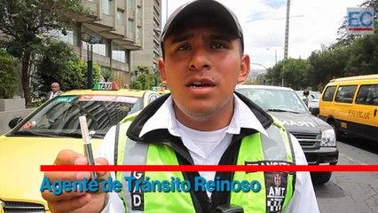 ANT controla las llantas lisas de los vehículos en Quito