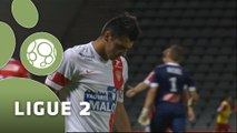 Nîmes Olympique - Stade Brestois 29 (0-0)  - Résumé - (NIMES-SB29) / 2014-15