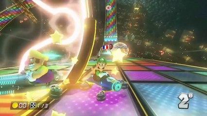 Bibi VersuS : Session Mario Kart 8 [13/09/2014][WiiU]
