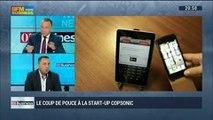 Chroniques et Coup de pouce à une start-up: CopSonic, dans 01Business - 13/09 4/4
