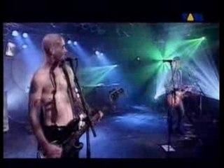 QOTSA - Ode To Clarissa (live)