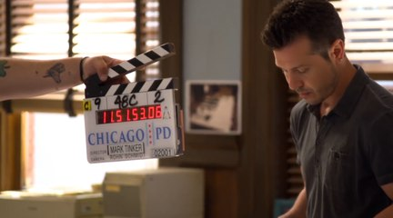 Behind the Scenes Season 2 on Chicago PD