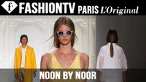 Noon by Noor Spring/Summer 2015 Runway Show | New York Fashion Week NYFW | FashionTV