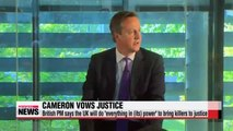 British PM condemns execution of British aid worker