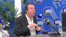 Benoît Duteurtre au Livre sur la Place 2014 à Nancy