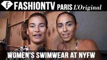 Women's Swimwear at New York Fashion Week - The Fashion Gallery Backstage | Spring 2015 | FashionTV