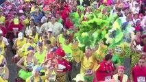Départ Marathon du Medoc 2014 / Start of the Medoc Marathon 2014