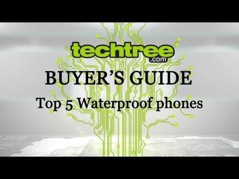 Buyers Guide: Top 5 waterproof phones
