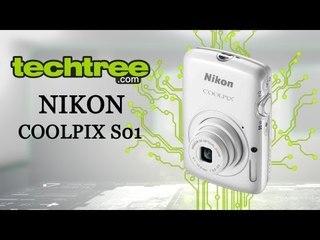 Nikkon Coolpix S01