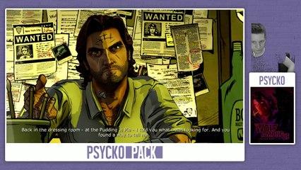 Psyckopack - sur The Wolf Amung Us [14/09]