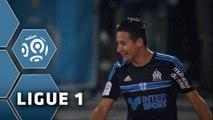 But Florian THAUVIN (63ème) / Evian TG FC - Olympique de Marseille (1-3) - (ETG - OM) / 2014-15