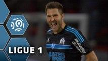 But André-Pierre GIGNAC (1ème) / Evian TG FC - Olympique de Marseille (1-3) - (ETG - OM) / 2014-15
