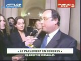 Europe de Lisbonne & Référendum citoyen : Quand François Hollande coupe la parole à Etienne Chouard en direct !