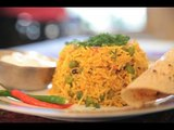 How To Cook Cholla Ani Vatana Nu Bhaat(Black Eyed Peas And Green Peas Rice) By Asha Khatau