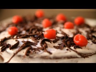Delicious Black Forest Cake By Joel