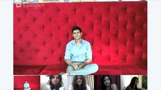 LIVE Hangout With Niketan Madhok - Valentine's Day Special