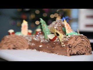 Christmas Special Yule Log By Love And Cheesecake