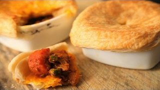 Christmas Special How-To Make Chicken Pot Pie By Joel
