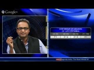 Breaking Down The New Mandate. Join Rajeeva Karandikar, Chakshu Rai, Yashwant Deshmukh & Govindra...