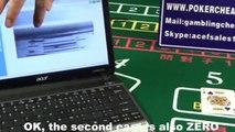 poker table hole cameras