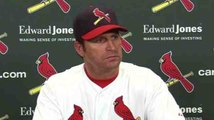 Mathney on Cardinals' Win, Gonzales
