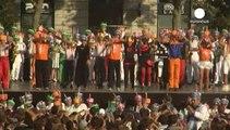 Bienal da Dança de Lyon: 4500 nas ruas da cidade