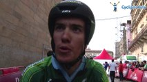 """La Vuelta 2014 - Etape 21 - Romain Sicard : """"J'ai été réuglier"""""""